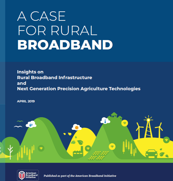 A Case For Rural Broadband Report