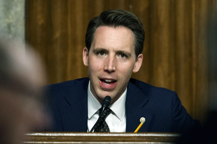 Senator Josh Haley
