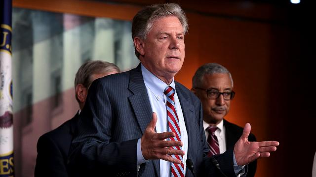 House Commerce Committee Chairman Frank Pallone