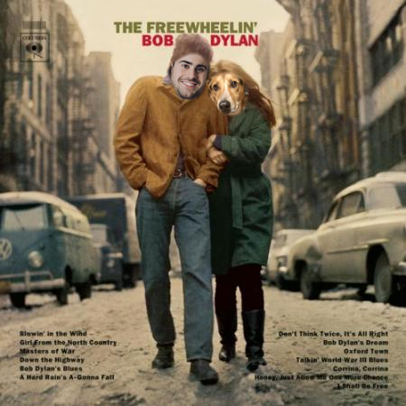 The FreeWheelin' Robbie