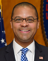 FCC Commissioner Geoffrey Starks