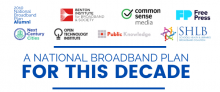 A National Broadband Plan for This Decade